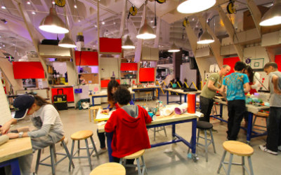 Innovators are…REdesigners of learning spaces