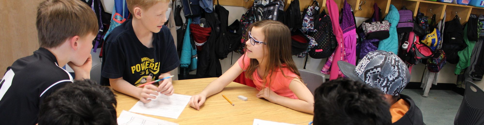 Prairie Waters' PYP Exhibition